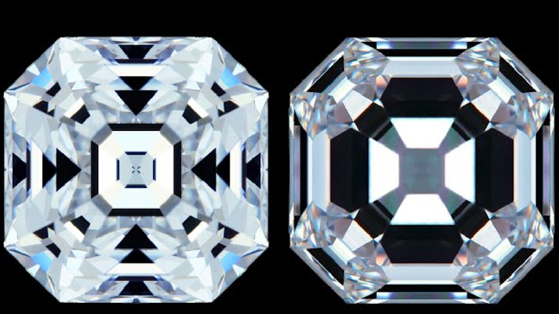 JannPaul: Introducing the Octavia, the World's Most Brilliant Step Cut Diamond